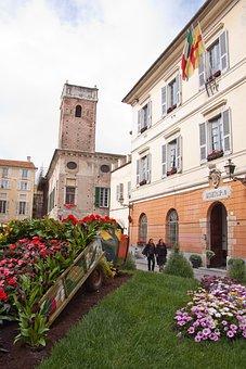Space, Town Hall, Italy, Liguria, Renaissance