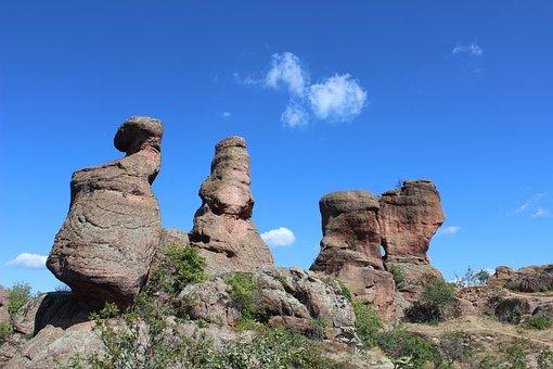 Belogradchik, Rocks, Bulgaria, Mountain, Landscape