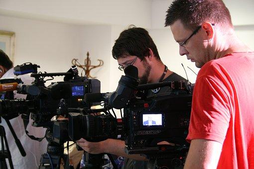 Press, Tv, Live Broadcast
