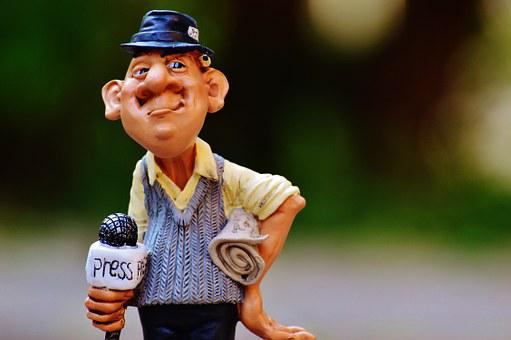 Journalist, Press, Newspaper, Journalism, Magazine