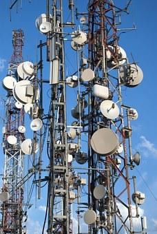 Telecommunications, Antennas, Mobile Phone, Mobile