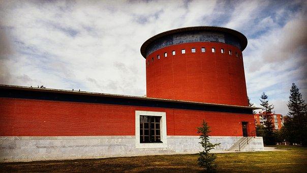 Planetarium, Pamplona, Pamplona Planetary