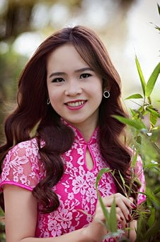 Girl, Vietnam, Female, Asian, People, Lifestyle, Young