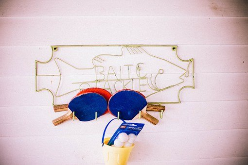 Table Tennis, Racquets, Play, Ping-pong