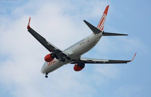 Plane, Flying, Commercial, Aircraft, Trip, Fly