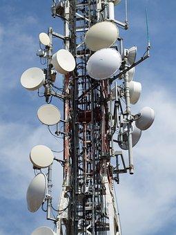 Antenna, Pole, Technology, Communication, Transmission