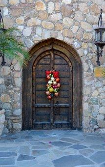 Door, Estate, Boutique Hotel, Mexico, Poplars, Colonial