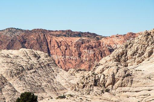 Sandstone, Cliffs, Nature, Rock, Landscape, Outdoor