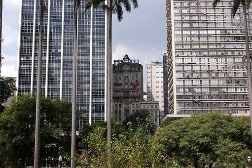 São Paulo, Anhangabaú, Old Center
