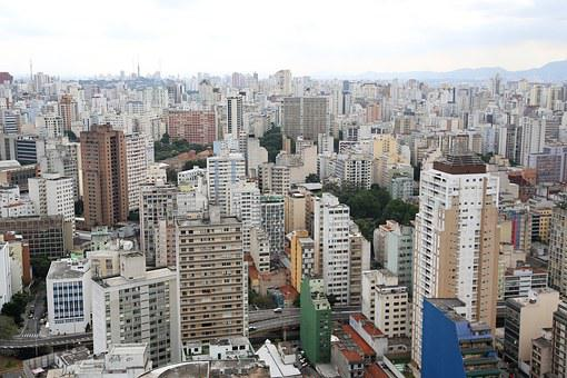 São Paulo, Buildings, Modern Architecture, Old Percent