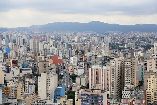 Buildings, Modern Architecture, São Paulo, Old Percent