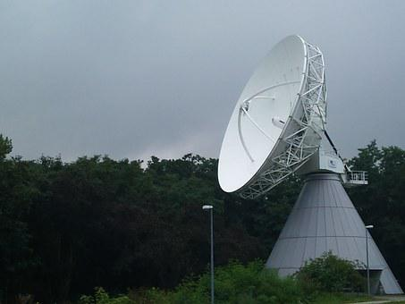 Satellite Dish, Telecommunications, Satellite, Antenna