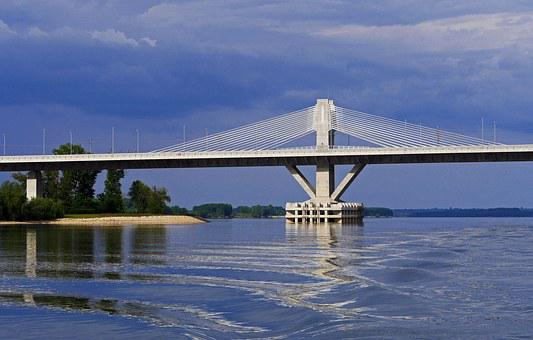 Danube Bridge, Cable-stayed Bridge, Structural