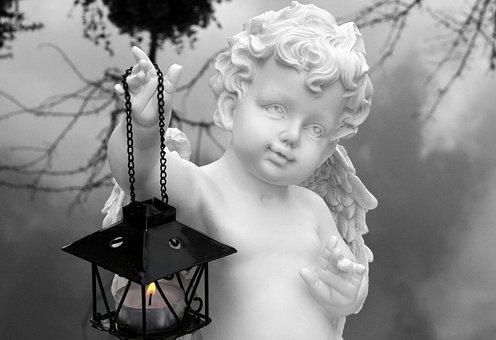 Angel, Angel Figure, Symbol, Angel Wings, Angel Face