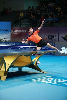 Table Tennis, Ping Pong, Passion