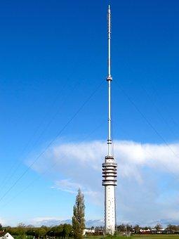 Gerbrandytoren, Tv Tower, Antenna, Radio, Television