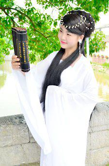 Ancient Costume, The Bamboo Slips, The Ancient Town