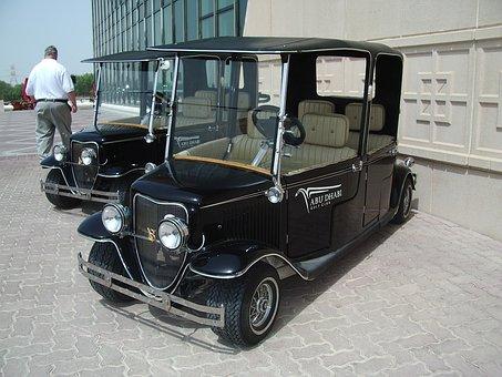 Golf, Cart, Carts, Buggy, Uae, Abu Dhabi Golf Club