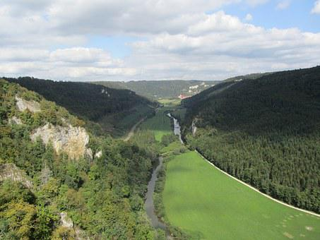 Danube Valley, Hiking, Beuron