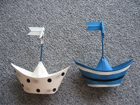 Ships, Boats, Ship, Boot, Shuttle, Two, Maritime, Toys