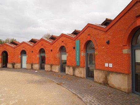 Les Abatoires, Toulouse, France, Buildings, Museum