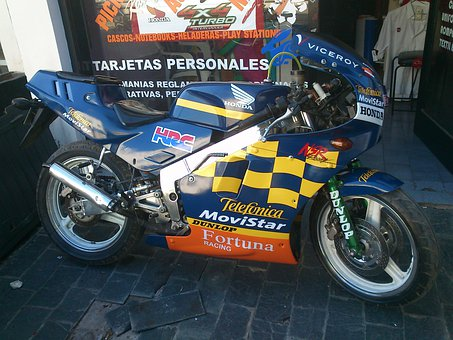 Moto, Motorcycle, Vehicle, Pistera, Nsr, Honda