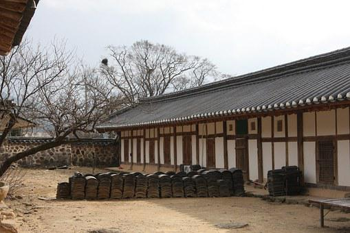 Unjoru, Eaves, Hanok, Expensive, Kure