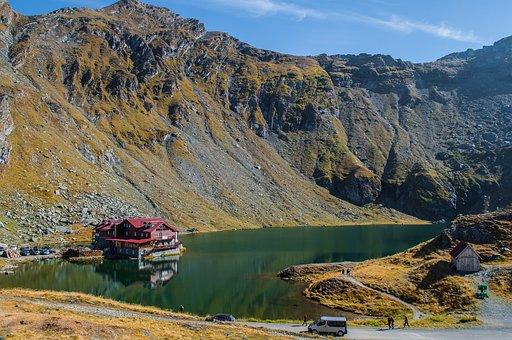 Bâlea Lake, Transfagarasan, Landscape, Mountain, Nature