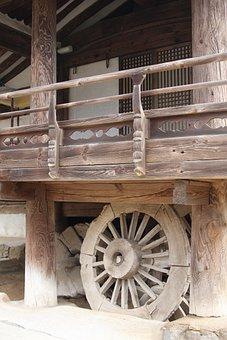 Hanok, Giwajip, Unjoru, Chonnam National Kure, Folklore