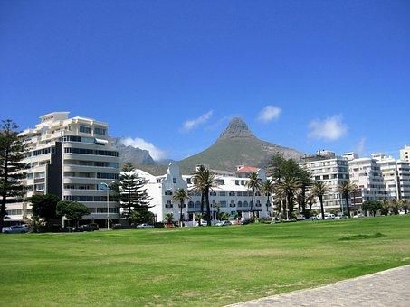 Cape Town, Signal Hill, Hill, Town, Vista, Signal, City