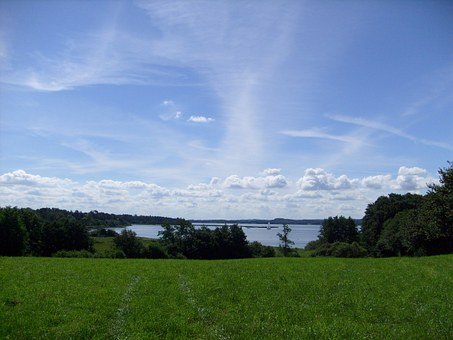 Schlei, Small Westerland, Northern Germany, Nature