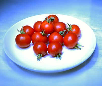Tomato, Red, Dish, Alimentari, Food, Tomatoes