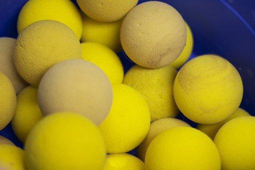 Balls, Tennis, Foam
