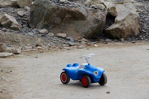 Auto, Buggy, Kids Buggy, Drive