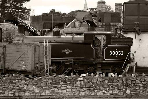 Railway, Heritage, Steam, Locomotive, Historic, Coal