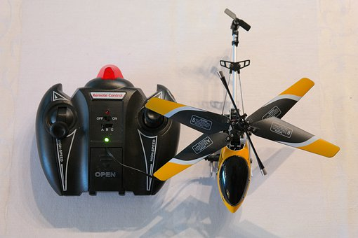 Helicopter, Remote Control, Model, Model Helicopter