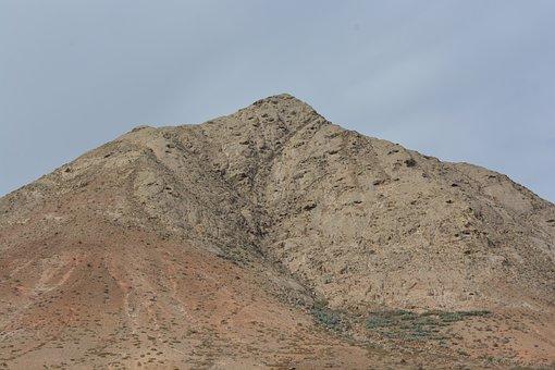 Mountain, Fuerteventura, Tindaya