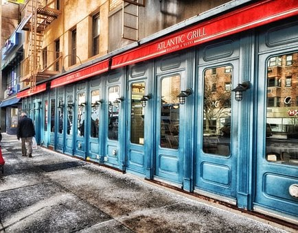 Atlantic Grill, New York City, Restaurant, Cities