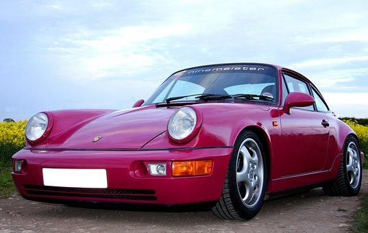 Porsche, Carrera Rs, Automobiles, Car, Racing, Sports