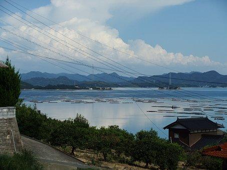 Sea, Suo Oshima, Seto Inland Sea