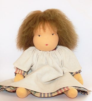 Doll, Waldorf Doll, Cloth Doll Members, Toys
