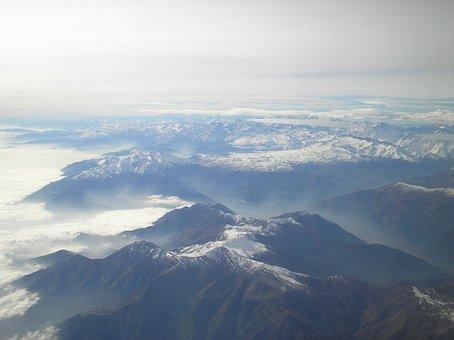 Mountain, Volcano, Villarica