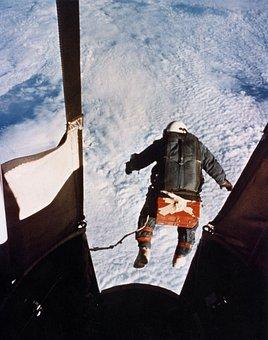 Fallschrimsprung, Record, Joseph Kittinger, 1960