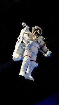 Astronaut, Space, Kennedy Space Station, Launch