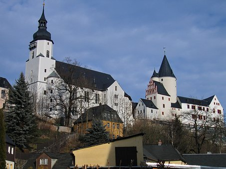 Schwarzenberg, Castle, Ore Mountains