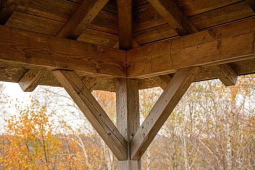 Craft, Truss, Timber Construction, Construction, Wood