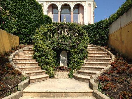Villa Rothschild, Nice, Côte D ' Azur, France, French