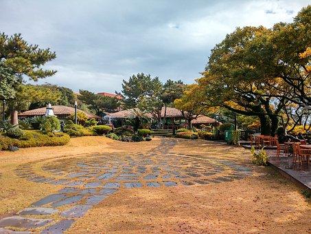 Jeju Island, Haevichi Hotel, Landscape