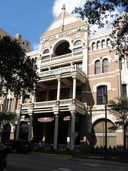 Driskill, Hotel, Austin, Texas, Downtown, Architecture