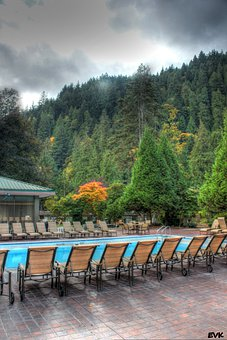 Pool, Hotsprings, Hotel, Harrison, Relaxation, Swim